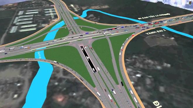 TP.HCM đầu tư một loạt nút giao thông lớn
