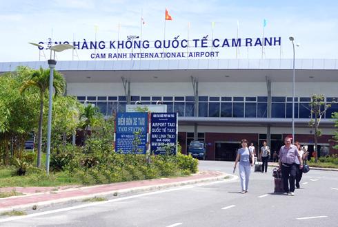 Xây nhà ga sân bay Cam Ranh gấp 3 hiện tại